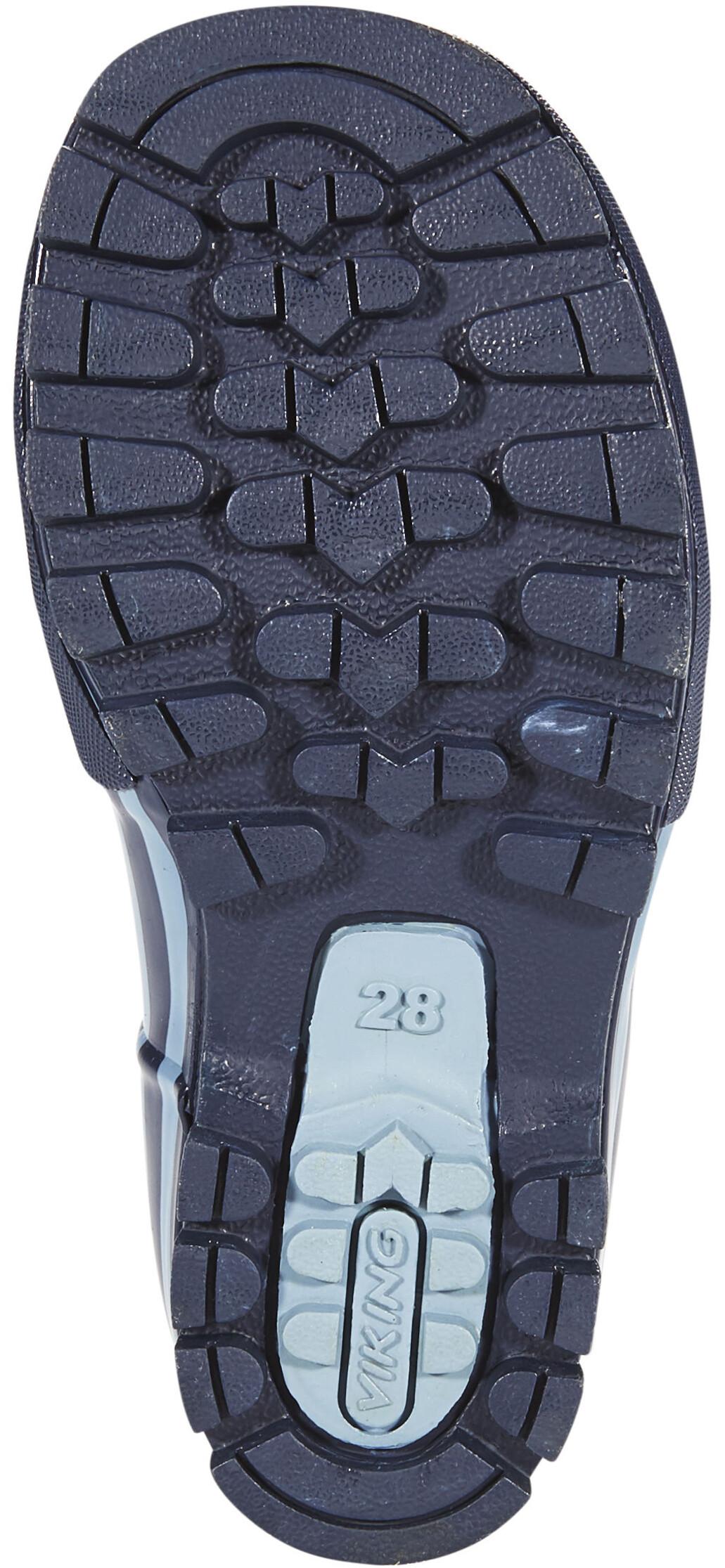 cd0cddeee94a Viking Footwear Plask Gummistøvler Børn blå